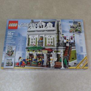 レゴ 10243 クリエイター パリのレストラン