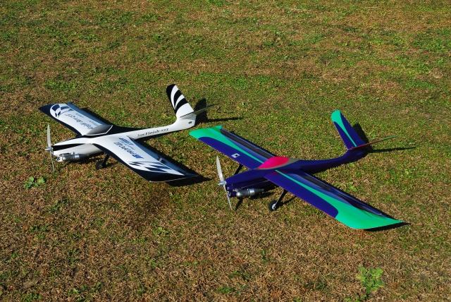飛行機 パイロン