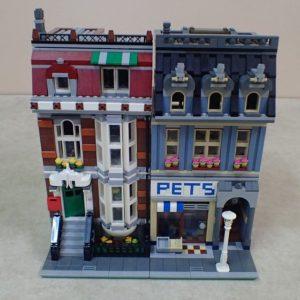 レゴ 10218 ペットショップ