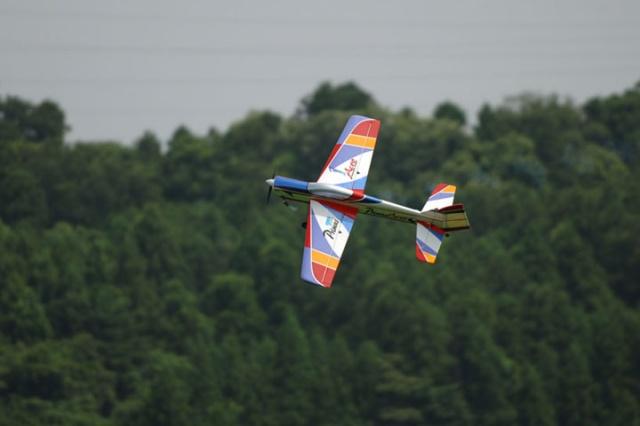 10_飛行機_エンジンアクロ機