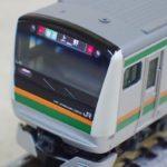 【宅配買取】KATO『E233系3000番台』高崎線・宇都宮線 8両基本、2両増結、5両付属編成セットを栃木県足利市よりお譲りいただきました