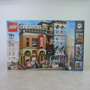 レゴ 10246 クリエイター 探偵事務所