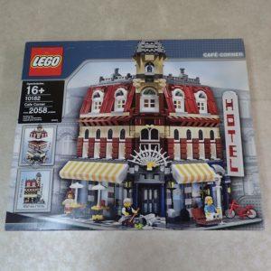 レゴ 10182 クリエイター カフェコーナー