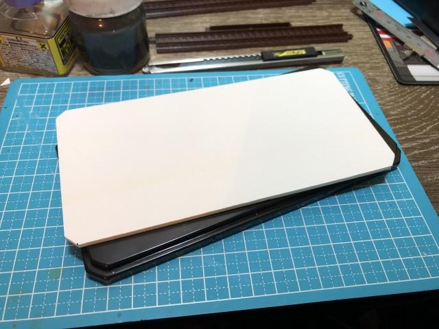 3mm厚のスチレンボード