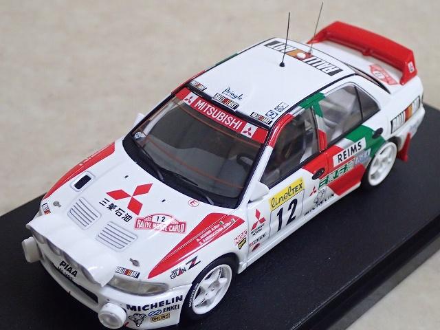 HPI 三菱 ランサーエボリューション II (#12) 1995 モンテカルロ