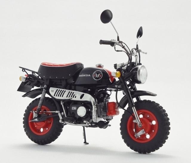 タミヤ 1/12 Honda モンキー125 改造品 フジミ くまモンキーver.