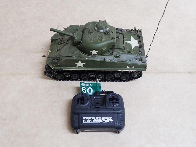 【宅配買取】タミヤ RCタンク M4シャーマン(105mm榴弾砲)などラジコン,プラモデルを長崎県長崎市よりお譲りいただきました