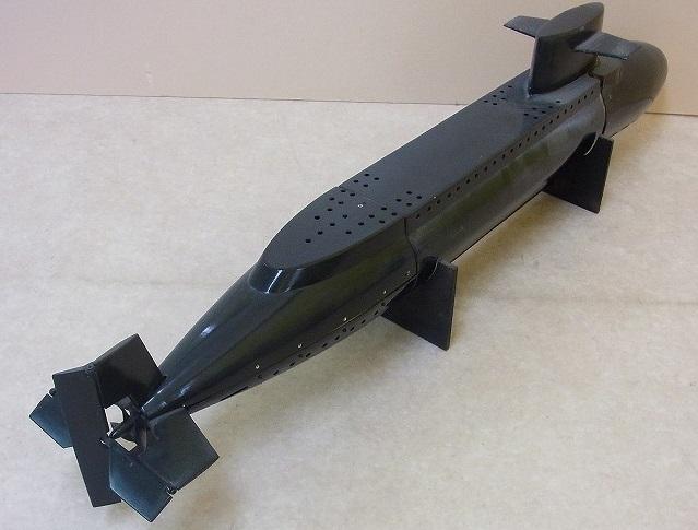 Robbe ラジコン潜水艦 シーウルフ (カスタム機)