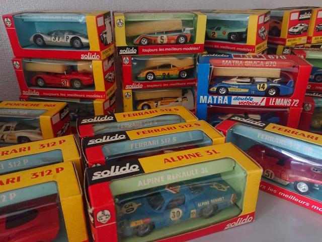 【出張買取】ソリド、コーギー、ディンキートイズ、マッチボックスなど海外メーカーのミニカーを大量に栃木県小山市よりお売りいただきました