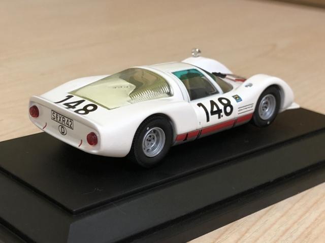 エブロ 1/43 ポルシェ 906 1966 Targa Florio