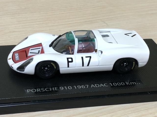 エブロ ポルシェ 910 1967 ADAC 1000km