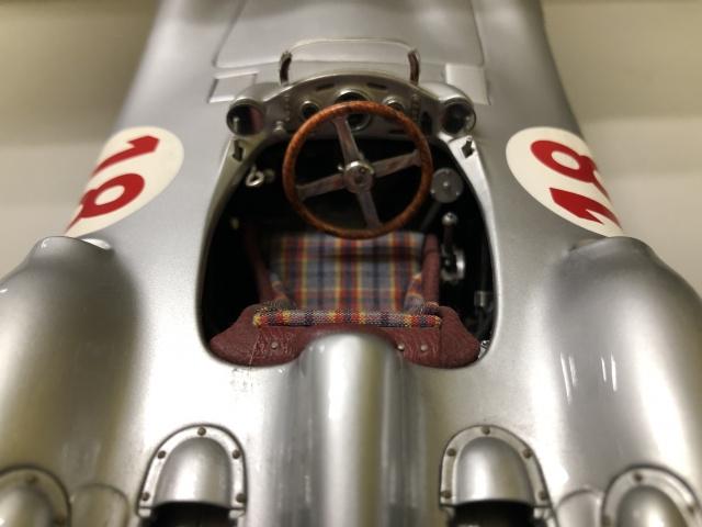 W196R運転席