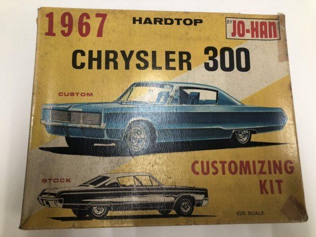ジョハン ハードトップ1967クライスラー300