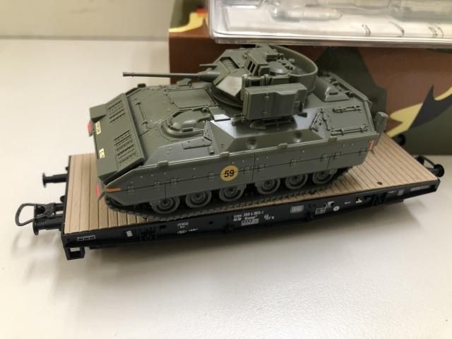 ROCO 戦車運搬車両
