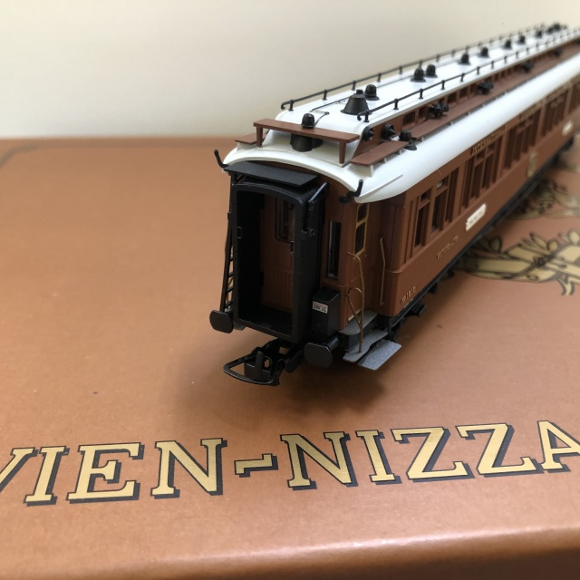 Wien-Nizza-Cannes Express