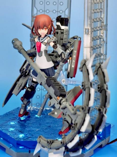 作品名:戦艦ガール 雷/製作者:のぎさん