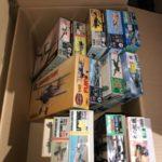 【宅配買取】戦闘機プラモデル複数を宮城県角田市の方よりお譲りいただきました。