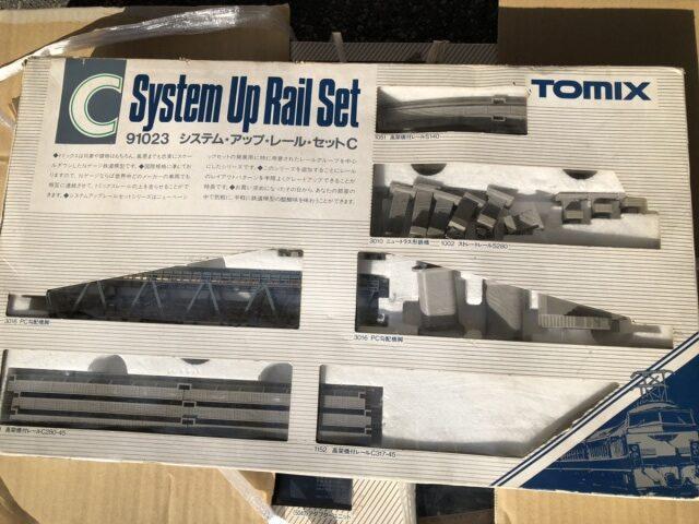 【出張買取】国鉄101系運転台型コントローラーDXやレイアウト用品など複数を、愛知県豊田市の方よりお譲りいただきました。